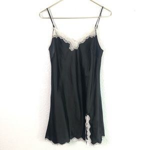 Victoria's Secret Slip Chemise Lace Nightie